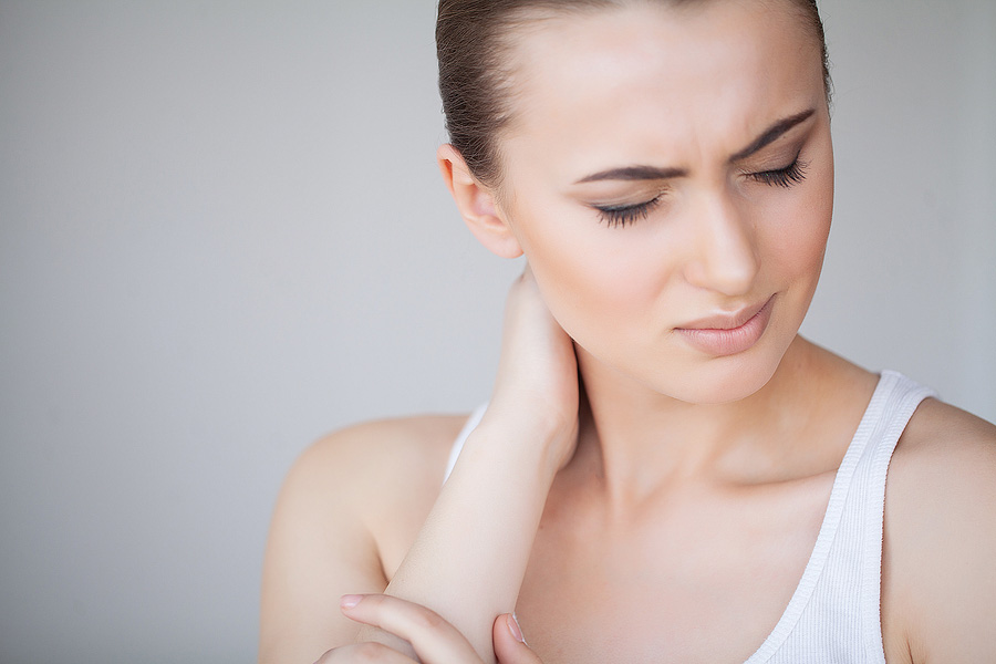 headaches, chiropractic treatment, base of skull